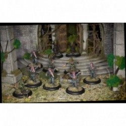 Achtung Cthulhu Miniatures - Servitors of Nyarlathotep