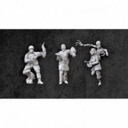 Achtung Cthulhu Miniatures - Allied Investigators Pack 1