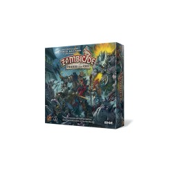 PRECO Zombicide Black Plague : Friends and Foes