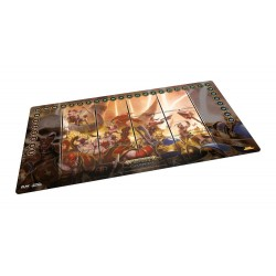 Play-Mat Chaos vs. Order 64 x 35 cm - Warhammer Age of Sigmar: Champions