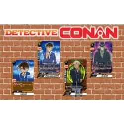 Boîte de 10 Ultimate Booster Cross Vol.1 Detective Conan - Future Card Buddyfight Ace