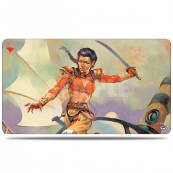 Tapis de jeu - Magic The Gathering - Legendary Collection Playmat - Capitain Sisay
