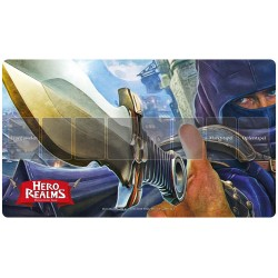 Tapis de Jeu Hero Realms Exclusive - Blackfire Playmat