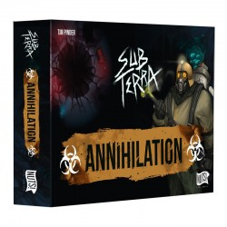 SUB TERRA Extension 3 Annihilation