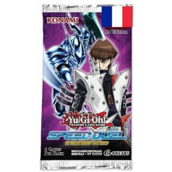 Boosters Speed DUEL ATTAQUE AQUATIQUE -YU-GI-OH !