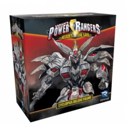 Power Rangers: Heroes of the Grid - Cyclopsis Deluxe Figure