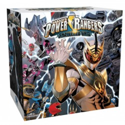 Power Rangers: Heroes of the Grid - Shattered Grid Expansion