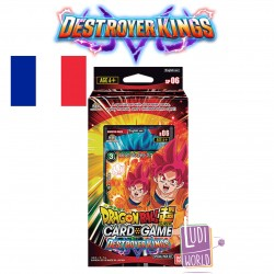 VF Special Pack BT6 Destroyer Kings - Dragon Ball Super Card Game