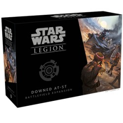 Downed AT-ST Battlefield Expansion - Star Wars Legion