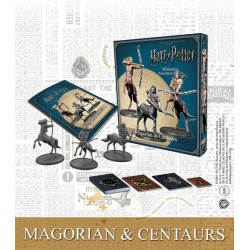 MAGORIAN & CENTAURS - Harry Potter Adventure Game