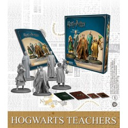 HOGWARTS TEACHERS - Harry Potter Adventure Game
