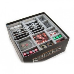 Casier de Rangement Star Wars Rebellion - Folder Space
