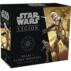 Phase I Clone Troopers Unit Expansion - Star Wars Legion