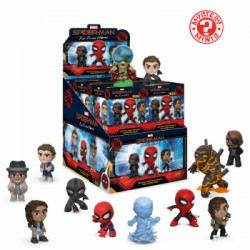 Boite de 12 Boosters Funko Mystery Minis Spider-Man: Far From Home