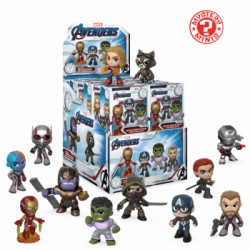 Boite de 12 Boosters Funko Mystery Minis - Avengers Endgame Display Box