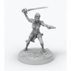 VO - John Carter of Mars: Miniature - Dejah Thoris Alt Pose