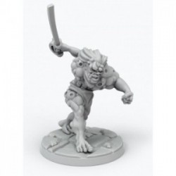 VO - John Carter of Mars: Miniature - Synthetic Man 2