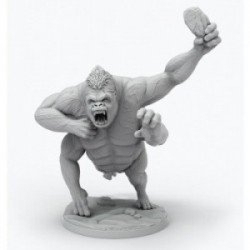 VO - John Carter of Mars: Miniature - White Ape
