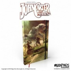 VO - John Carter of Mars: Prince of Helium Notebook - EN