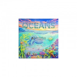 Evolution: Oceans Boardgame