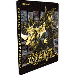 Portfolio Golden Duelist 9 Cases 180 cartes - YU-GI-OH! TCG