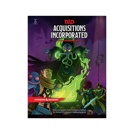 VO - Acquisitions Incorporated - D&D