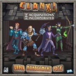 VO - Clank! Legacy Acquisitions Incorporated Upper Management Pack