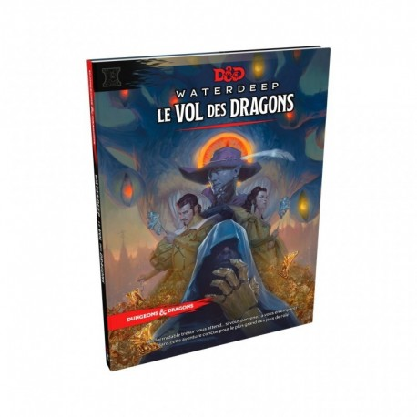 DUNGEONS & DRAGONS®5E : LE VOL DES DRAGONS