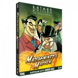 VO - Batman The Animated Series: Gotham City Under Siege – Masterminds and Mayhem
