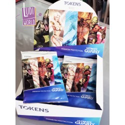 Booster de 9 Cartes Jetons Ultimate Guard