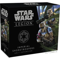 Imperial Shoretroopers Unit Expansion - Star Wars Legion