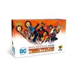VF DC COMICS DECK BUILDING - EXT.4 : TEEN TITANS