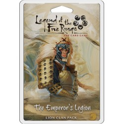 VO - The Emperor's Legion - Lion Clan Pack - Legend of the five Rins LCG