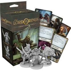 VO - Villains of Eriador Figure Pack - The Lord of the Rings: Journeys in Middle-Earth Board Game