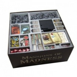 Mansions of Madness 2nd Ed Insert