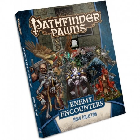 VO - Pathfinder Pawns: Enemy Encounters Pawn Collection
