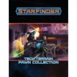 Starfinder Pawns: Tech Terrain Pawn Collection