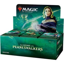 2 Boites de 36 Boosters VF La Guerres des PlanesWalkers - Magic The Gathering