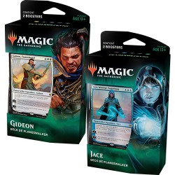 Booster VF La Guerres des PlanesWalkers - Magic The Gathering