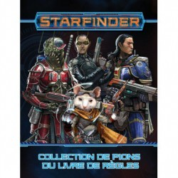 Starfinder VF - Collection de pions :Livre de base