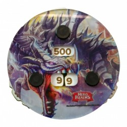 Compteur 0 à 599 Hero Realms Dragon
