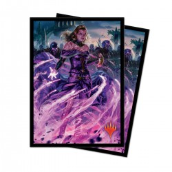 100 Protège-Cartes Magic The Gathering - War of the Spark V2