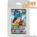 VF - LOT 24 Boosters Galactic Battle sous coques - Dragon Ball Super TCG