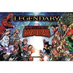 Legendary: Secret Wars Volume 2 Expansion
