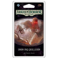 Union and Disillusion - 4.4 Arkham Horror LCG