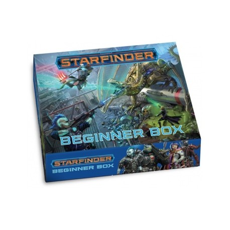 VO - Starfinder Roleplaying Game: Beginner Box