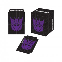 Deck Box Ultra Pro - Transformers Decepticons