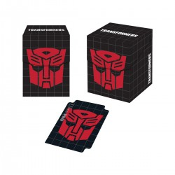 Deck Box Ultra Pro - Transformers Autobots
