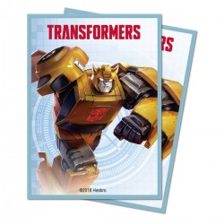 100 Protèges cartes Standard Transformers: Bumblebee - Ultra Pro