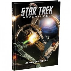 VO - Star Trek Adventures - Alpha Quadrant Sourcebook